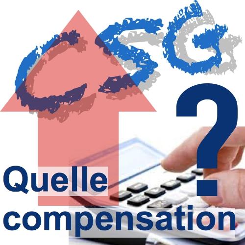 Compensation De La Hausse De La Csg Regardez Bien Vos Fiches De